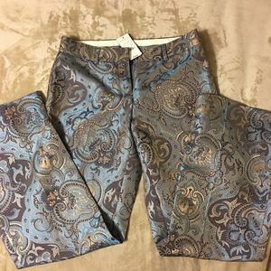 Vintage paisley pant